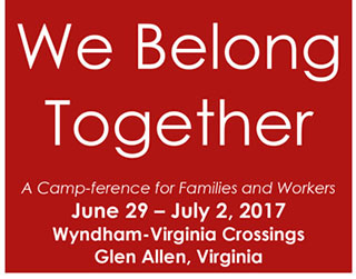 We Belong Together program small
