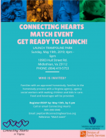 Connecting Hearts Match  Event